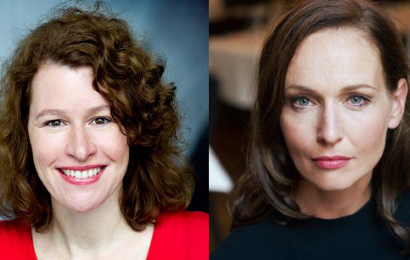 Portraits Susanne Kamp und Beate Maes